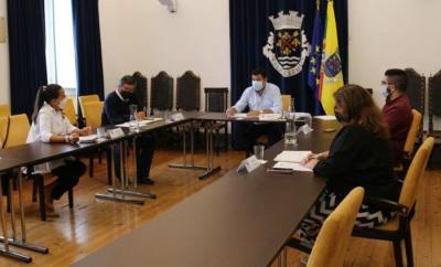 Executivo Municipal de Sousel aprova subsidio para aquisição de viatura para os Bombeiros do concelho