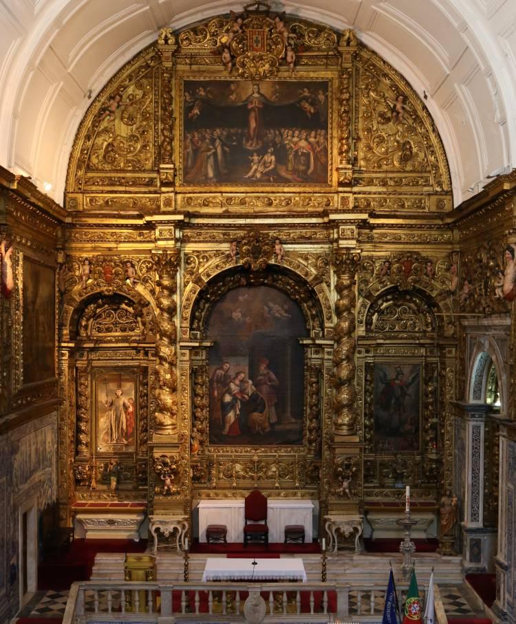 Igreja da Misericórdia de Évora reabre no próximo sábado (16 fevereiro) depois de obras de requalificação