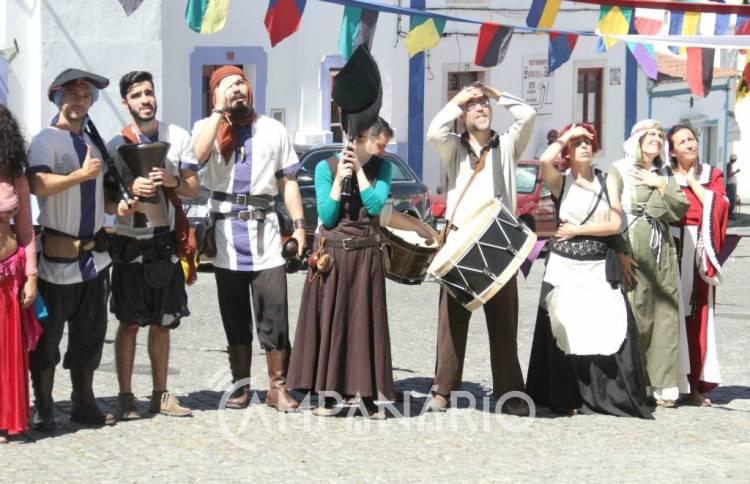 Campanário TV: A Feira Quinhentista na vila de Redondo