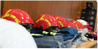 Bombeiros Nacionais recebem do Grupo Os Mosqueteiros apoio no valor de cerca de 2 milhões de euros