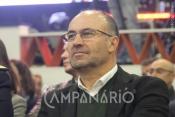 """""""Os acordos no valor de 28 mil € mensais que temos com a Misericórdia de Alandroal,revela a confiança na instituição"""", diz José Ramalho na inauguração do lar de Alandroal (c/som)"""