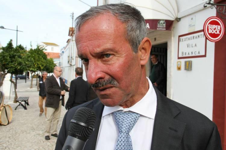 """António Anselmo deixa em aberto a possibilidade de """"trazer água do Alqueva para Borba"""", devido a falta de água no concelho (c/som)"""