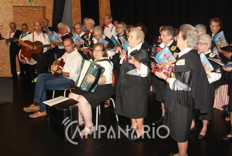 """Os idosos """"são pessoas que nos merecem muito respeito"""", diz Presidente da C.M. Sousel na inauguração da 9ª Feira do Idoso (c/som e fotos)"""