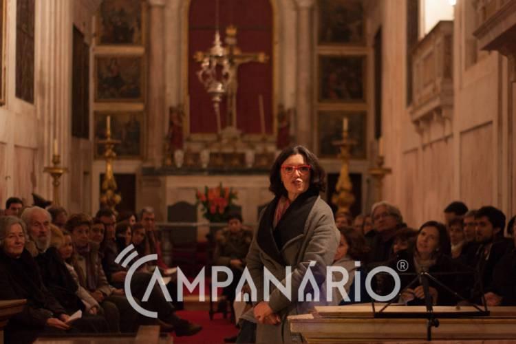 """Capela do Paço Ducal de Vila Viçosa despede-se dos concertos """"com chave de ouro"""", afirma Maria de Jesus Monge (c/som e fotos)"""