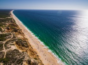 Grândola é o concelho do Alentejo com mais praias com Bandeira Azul e distinguidas pela Quercus