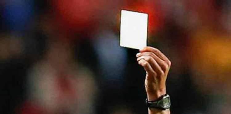 Associação de Futebol de Évora implementa cartão branco já esta época em vários escalões