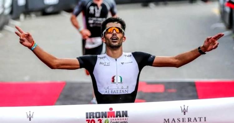 Atleta de Évora Azevedo vence Ironman de Xangai