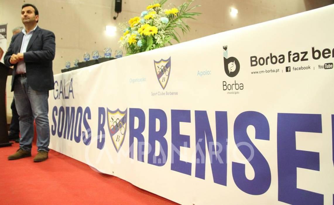 7e38c0b4607bf SC Borbense reúne mais de 400 pessoas na Gala de final de época desportiva  (c/som e fotos)