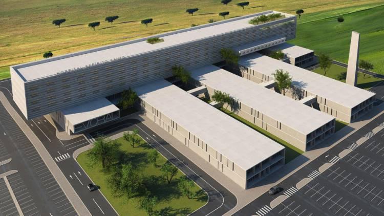 Novo Hospital de Évora terá concurso público lançado dentro de seis meses (c/som)
