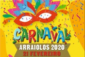 Carnaval em Arraiolos é no dia 21 de fevereiro