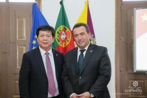 Investimento de 300 milhões traz comitiva chinesa a Reguengos de Monsaraz