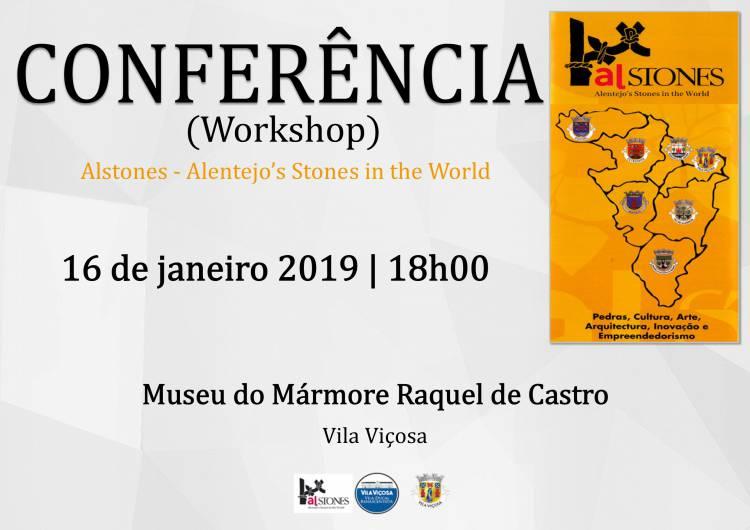 Câmara de Vila Viçosa realiza conferência/workshop dedicado ao setor do mármore