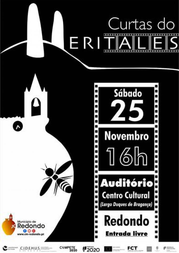 Redondo recebe Heritales - International Film Festival