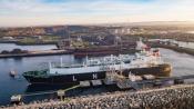 Terminal de Gás Natural do Porto de Sines bateu record de utilização