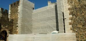 Município de Beja investe na recuperação da muralha do Castelo