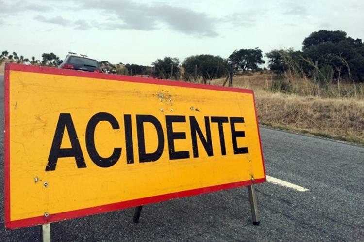 Dos 7 despistes provocados por derrame de combustível entre Mora e Vimieiro apenas 1 provocou um ferido