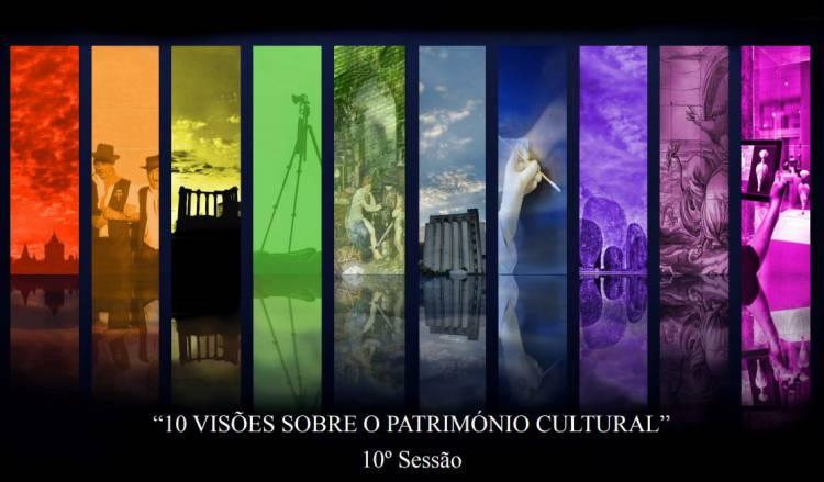 Évora acolhe 10.ª sessão da iniciativa '10 Visões sobre o Património Cultural'