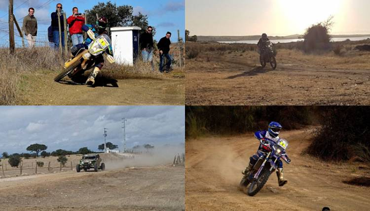 Reguengos de Monsaraz recebeu 70 concorrentes na prova inaugural do Campeonato Nacional de Rally Raid