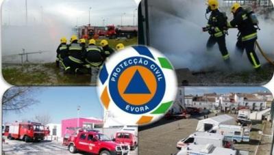 Évora: Plano Municipal de Emergência de Proteção Civil continua em vigor