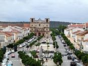 ÚLTIMA HORA: Vila Viçosa desce de nível e passa concelho de risco moderado