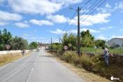 Município de Redondo faz limpeza de caminhos municipais