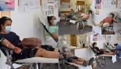 Cerca de 20 pessoas participaram na dádiva de sangue em Montargil