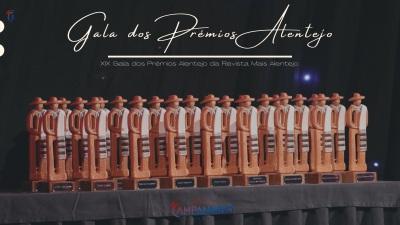 Veja aqui o vídeo da XIX Gala dos Prémios Alentejo da Revista Mais Alentejo (c/vídeo)