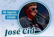 Nisa: Saiba como pode adquirir bilhete para o espetáculo de José Cid