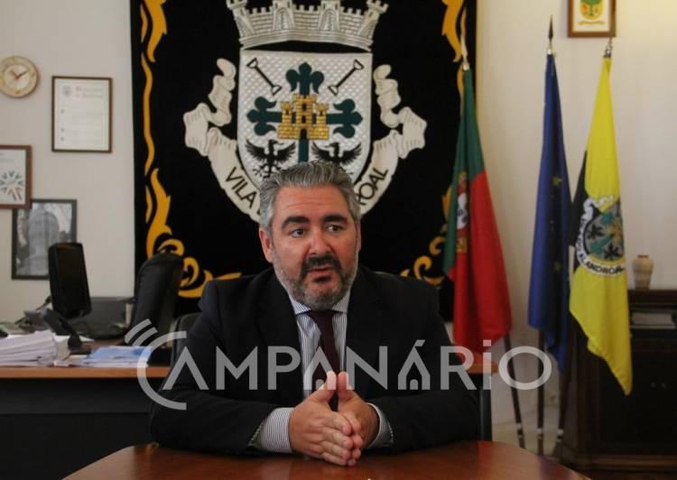 """Estamos num """"momento ótimo para concluir o processo de descentralização"""" de competências para as autarquias, diz Presidente de Alandroal (c/som)"""
