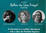 II Encontro Mulherio das Letras de Portugal aborda a vida e a obra de Florbela Espanca