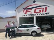 Eléctrico de Ponte de Sor e empresa Francisco Gil celebram parceria o naming do clube