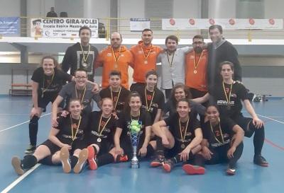 Sousel: Associação de Juventude 'A Planície' vence a final da taça feminina de Futsal