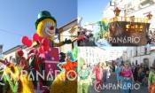 Centenas de foliões desfilaram no Carnaval de Redondo. A RC deixa-lhe as imagens