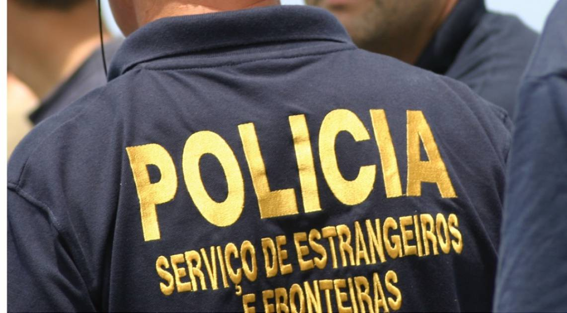 SEF deteta um estrangeiro em situação irregular na Nazaré