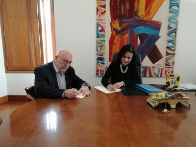 Câmara de Portalegre assina protocolo com a ULSNA para cedência  de habitação para alojar pessoal médico