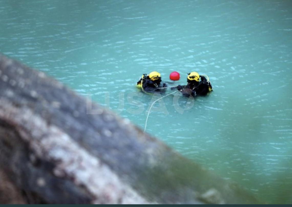 Buscas de homem que caiu em pedreira de Vila Viçosa serão retomadas amanhã domingo - Rádio Campanário
