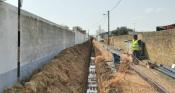 Beja: EMAS inicia obras na rede de abastecimento de água em Cabeça Gorda