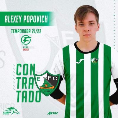Jogador de 20 anos é a nova contratação do Clube Elétrico de Ponte de Sor