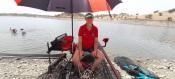 Jovem de Moura é campeã Regional de Pesca Desportiva