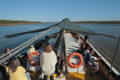Alcacer do Sal acolhe ação de Turismo Náutico em Águas do Interior (C/ Fotos)