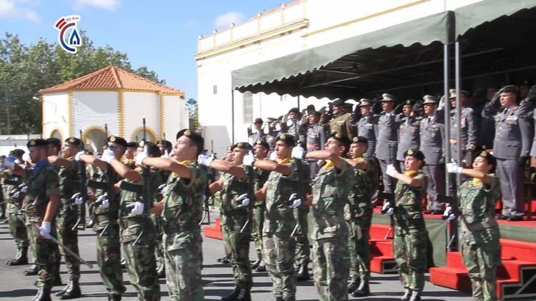 CampanárioTV: Tomada de Posse do Comandante do RC3 de Estremoz
