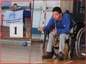 Filipe Mendes, atleta da Ass. de Paralisia Cerebral de Évora sagrou-se campeão regional de Boccia