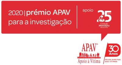 Candidaturas ao Prémio APAV para a Investigação 2020 estão abertas