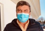 """""""Nas últimas quatro semanas o transporte de doentes COVID no distrito de Évora subiu de 20 para 150 por semana"""", diz Pres. Fed. Dist. Bombeiros (c/som)"""