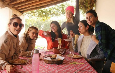 Fim de semana de mulheres junta atrizes no Alentejo