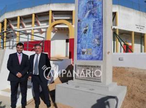 Municipio de Monforte homenageou cavaleiro João Moura (c/som e fotos)