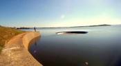 Águas do Alentejo inicia obra que conclui o abastecimento de água a 18 mil habitantes a partir de uma albufeira em Ourique