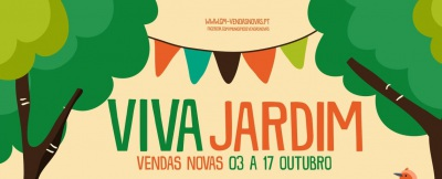 """Vendas Novas: Atividade cultural retoma com programa """"Viva Jardim"""""""