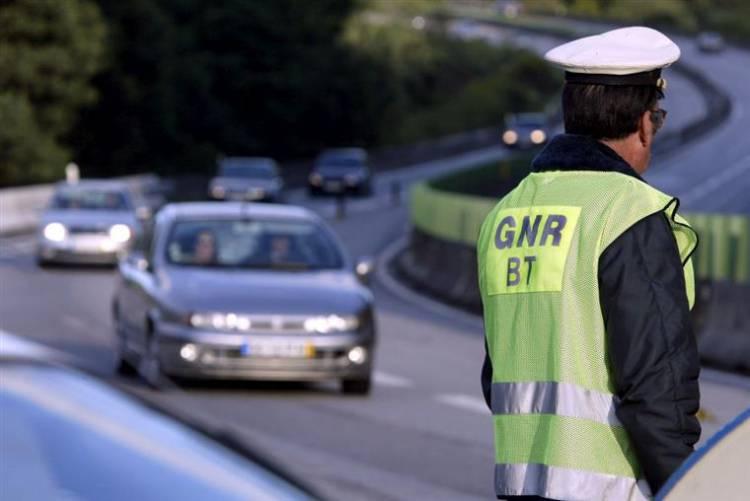 GNR efetuou 4 detenções em flagrante delito no distrito de Évora (c/som)