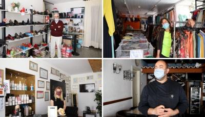 Comerciantes de Vila Viçosa falam sobre o desconfinamento e o regresso à normalidade (c/vídeo)